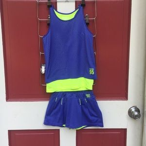 Osh Kosh B'Gosh Girls Sz 6 Active Wear